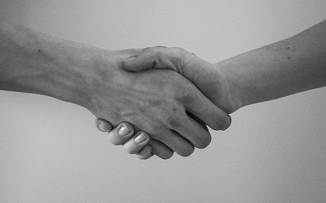 acuerdo entre dos partes